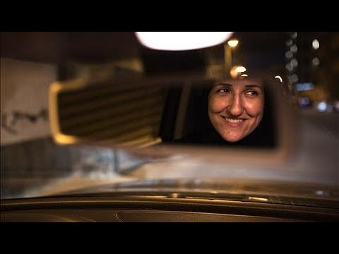 All Hail Saudi Arabia's First Female Ride-App Drivers