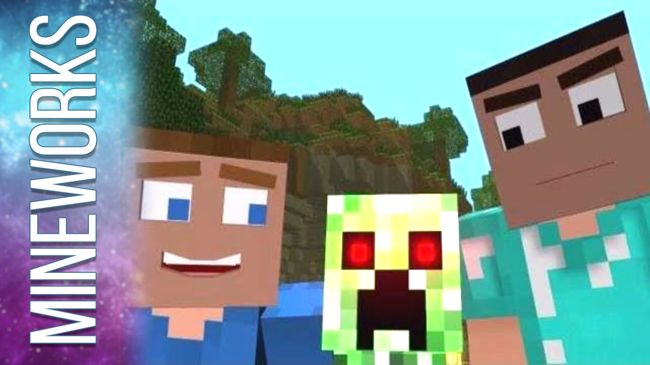 Creepers Are Terrible Quot A Minecraft Parody Of One