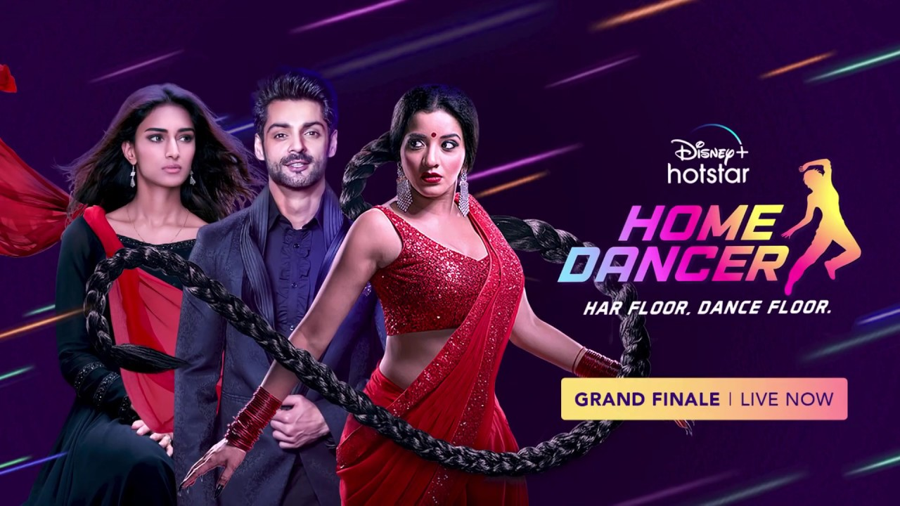 Home Dancer Grand Finale is here!