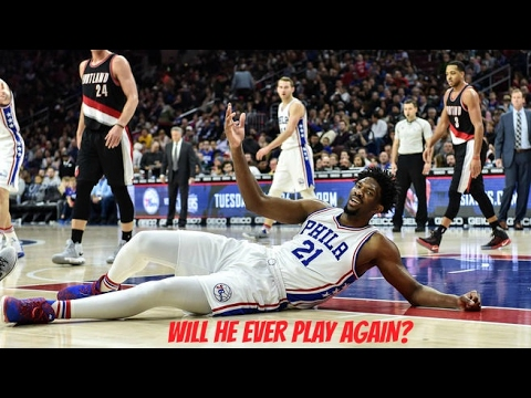 Embiid (sore knee) sits, but Sixers take Game 3