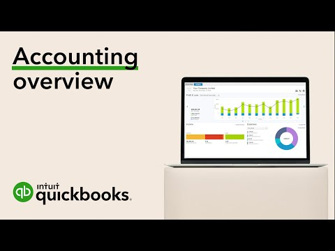 Accounting & Bookkeeping Basics: Overview | QuickBooks Online Tutorial 2018