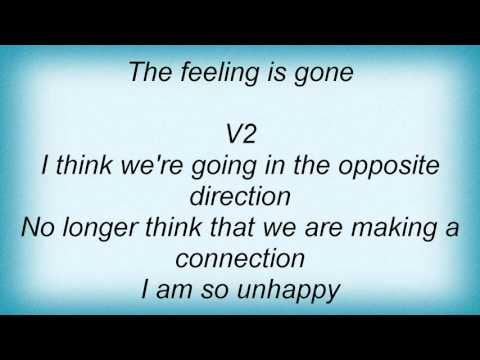 M2m - The Feeling Is Gone Lyrics