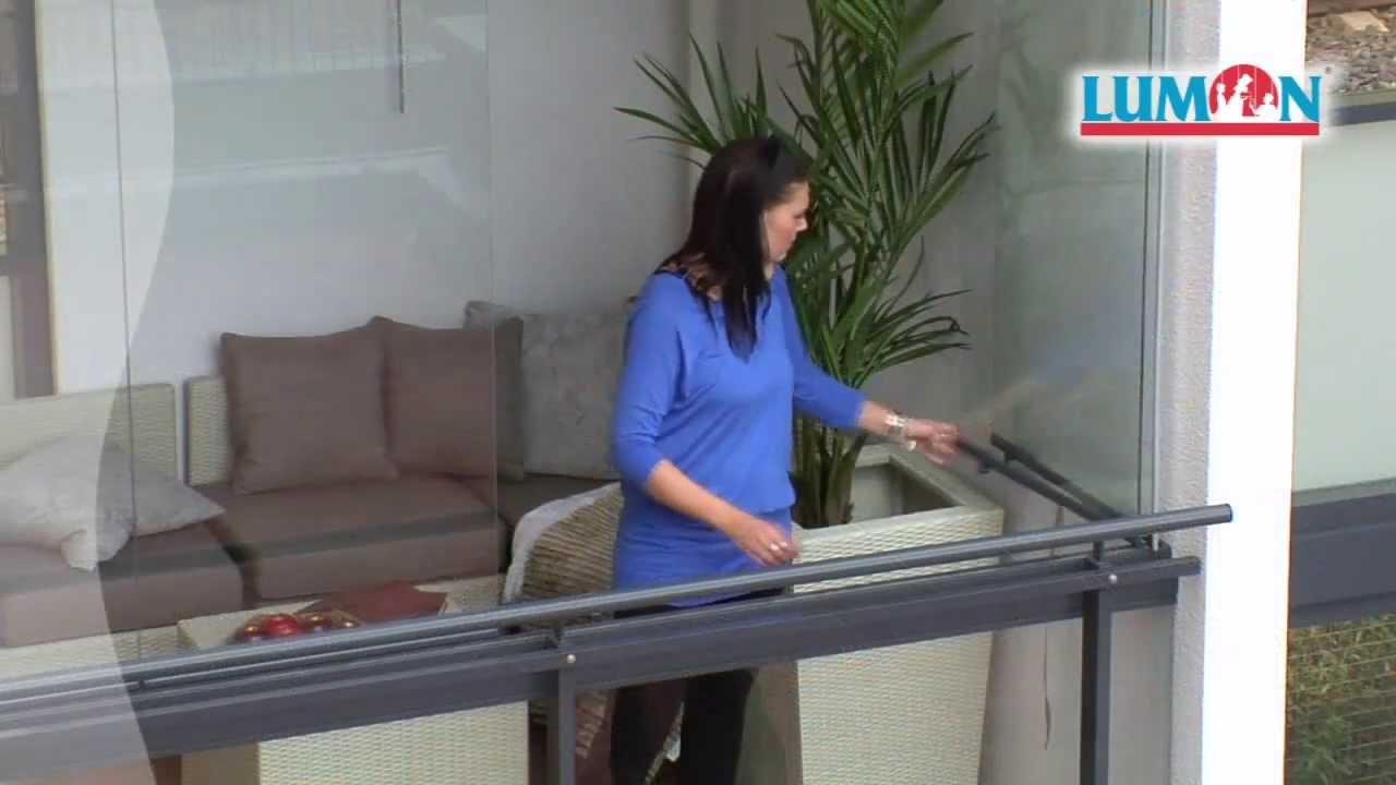 Relativ Balkonverglasung: Was sie bringt, was sie kostet - HEROLD.at FX62