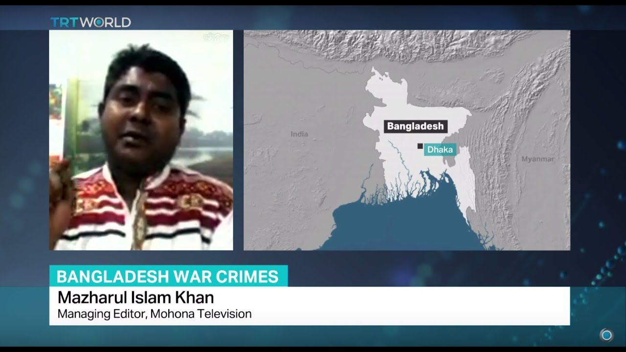 Download Interview with Mazharul Islam Khan from Mohona Television on Bangladesh protests