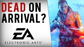 Battlefield V In Trouble Because EA Challenged Red Dead Redemption 2 & Black Ops 4