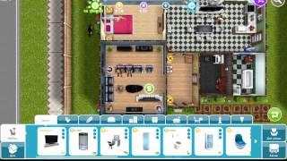 Как быстро заработать деньги в Sims freeplay #2