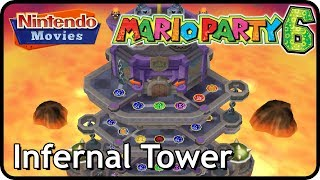 Mario Party 6 - Solo Mode - Infernal Tower