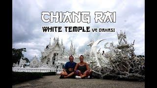 White Temple ve Daha Neler Neler! Chiang Rai Motosiklet Macerası - Tayland