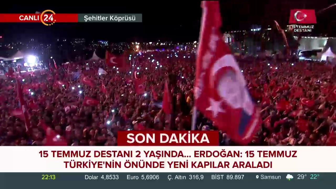 Başkomutan Erdoğan: İnlerine girmeye devam ediyoruz. Onlar kaçacak biz kovalayacağız