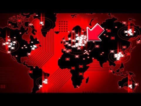 Ukraine Cyber Attack Spreads Globally