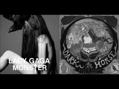 Monster Horse (Halloween Mashup!) - Lady Gaga & Katy Perry