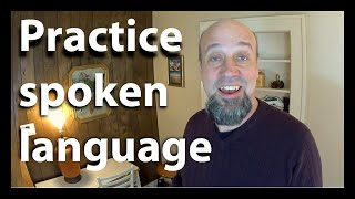 Nobody to practice speaking with? Teachers share tips.