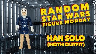 Random Vintage Figure Monday: Han Solo (Hoth Gear)
