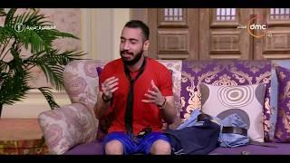 السفيرة عزيزة - لقاء مع  نادر مدحت