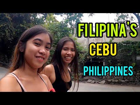 Filipinas Cebu City Philippines   Tiny Island Girl