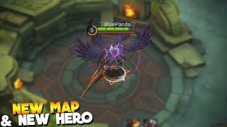 new hero argus gameplay skills review thoughts mobile legends update build