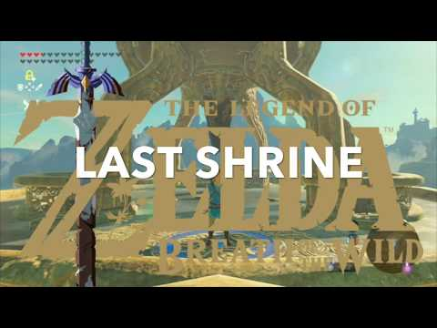 Legend of Zelda Breath of the Wild - Ray and Dylan get the last shrine