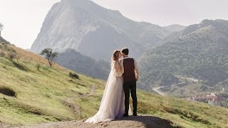 Сказочная свадьба в Крыму - тематическая эльфийская свадьба