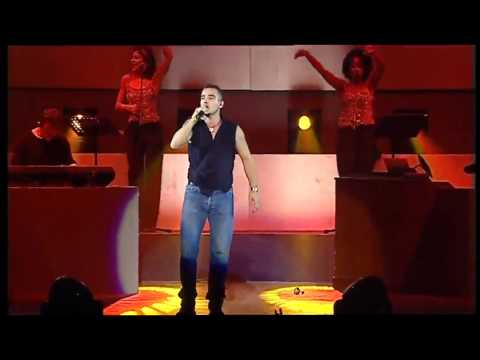 Eros   Ramazzotti    -- Fuoco   Nel  Fuoco  [[  Official   Live  Video  ]]   HD