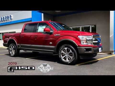 2019 Ford F-150 King Ranch 4x4