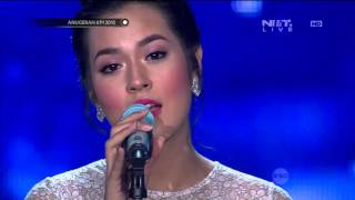 Raisa Feat Ariel Medley LDR Jatuh Hati Anugerah KPI 2015