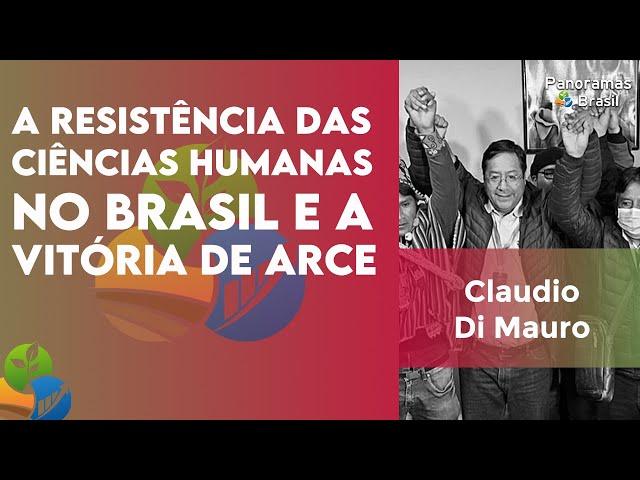 A resistência das ciências humanas e a vitória de Arce na Bolívia