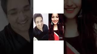 First video whatsapp status with sweta rajput (tik tok fan of sweta)