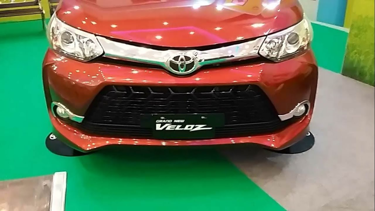 Ulasan Grand New Veloz Warna Agya Trd Review Toyota Avanza Walkaround Youtube