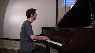 James Blunt - Monsters - Piano Cover by James Platt