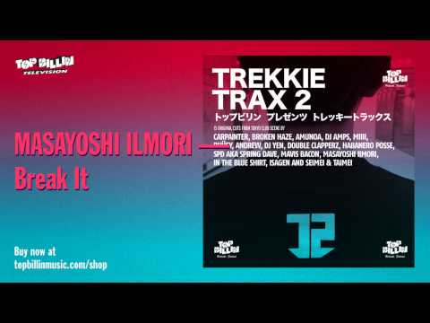 Masayoshi limori - Break It