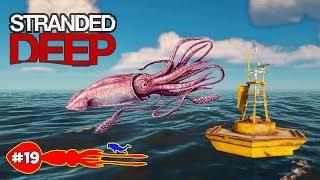 ГИГАНТСКИЙ КАЛЬМАР И ТРОФЕЙ С ГЛАЗОМ - Stranded Deep (exp 0.35) #19