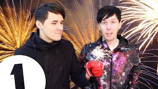 One Word Fireworks Challenge with Dan & Phil