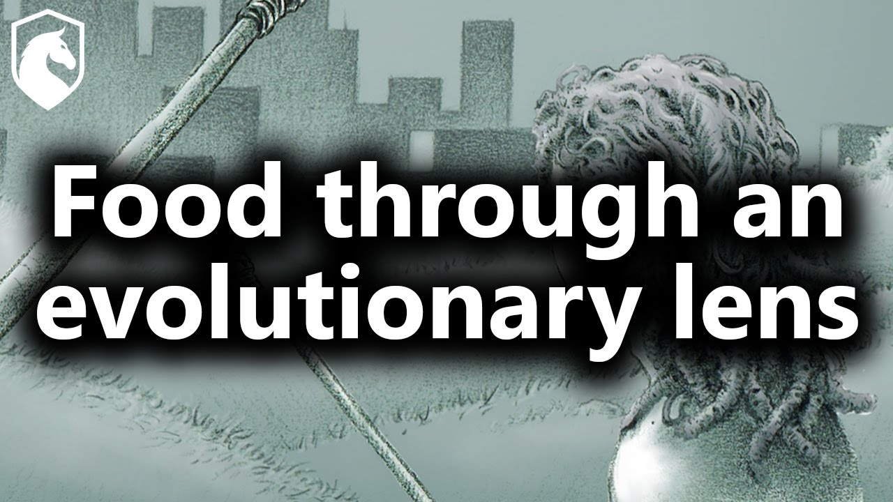 Food is social lubrication  | A Hunter‑Gatherer's Guide to the 21st Century (from Livestream #88)