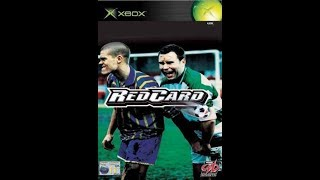 Redcard (2002) - Xbox Gameplay