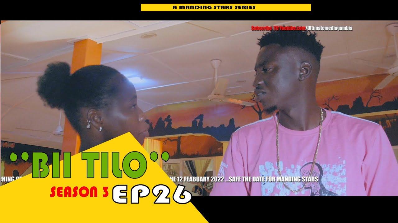 "Download BII TILO ""season 3 EP26   a Manding Stars Series  Latest Mandinka Drama 🇬🇲 Gambian films 2021"