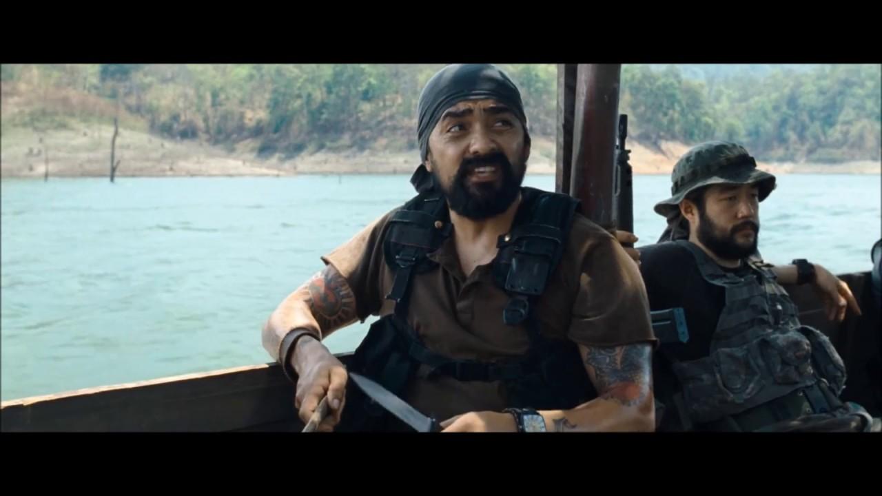 Download Rambo - Mercenaries Scene (HD)