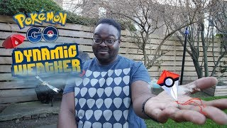 WHAT IS WEATHER IN POKÉMON GO   Pokemon GO weather + GEN 3