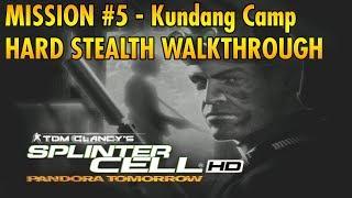 Splinter Cell: Pandora Tomorrow - Mission #5 - Kundang Camp, Indonesia - Hard/Stealth