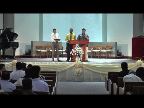 Symposium Happy Sabbath 8 April- 2017 (Asia-Pacific International University Church)