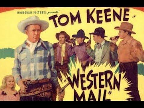 [Western] Western Mail (1942) Tom Keene, Prince, Frank Yaconelli
