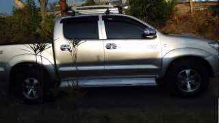 TOYOTA HILUX SRV 2009 4X4 TURBO DIESEL 3.0 AUTOMATICO FULL EXTRAS