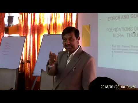 Lecture By Dr. Pramod Sharma at HIPA Shimla