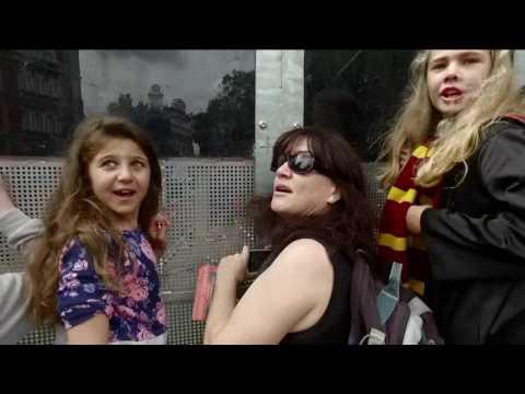 Fãs de Harry Potter estão ansiosos por peça e novo livro