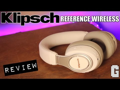 First Look! : Klipsch Reference Wireless Over Ear Headphones REVIEW