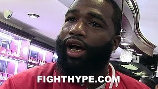 ADRIEN BRONER ERUPTS WITH CHILLING THREATS; LOSES IT AFTER CLAIMS OF EXTORTION