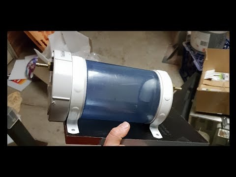 Build a vacuum chamber in line pump saver / catch can