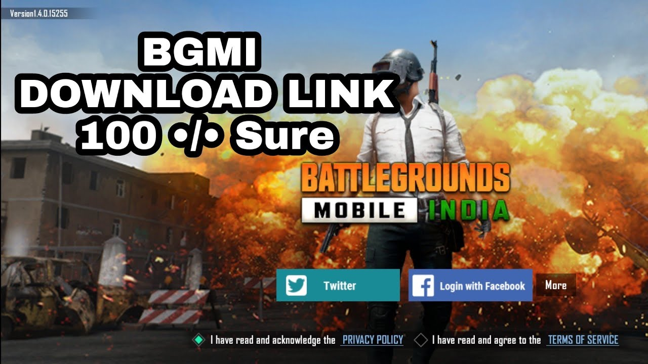 Battle ground mobile india Early access apk link | Battle ground mobile India | BGMI download link