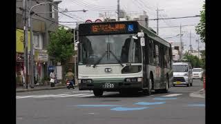 京阪バスPV(宇治交通カラー縛り)