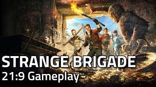 Strange Brigade - 21:9 Ultrawide Gameplay