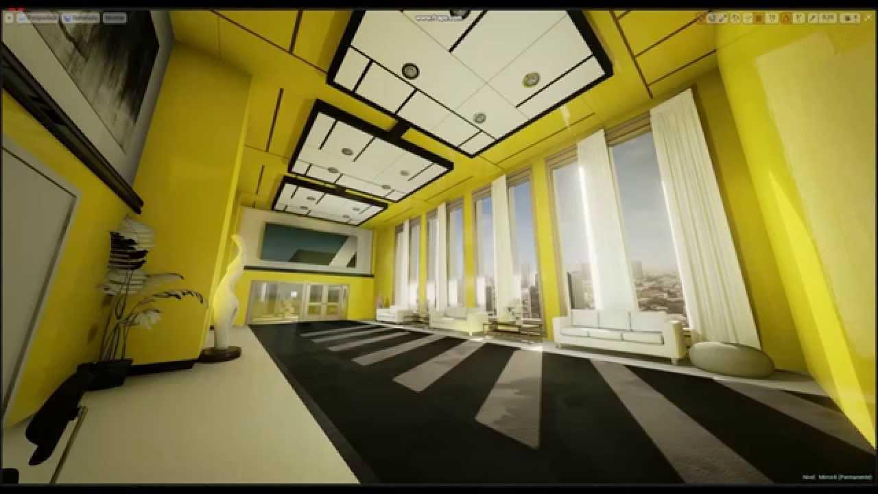 Unreal engine 4 mirror s edge inspired architecture for Unreal engine 4 architecture